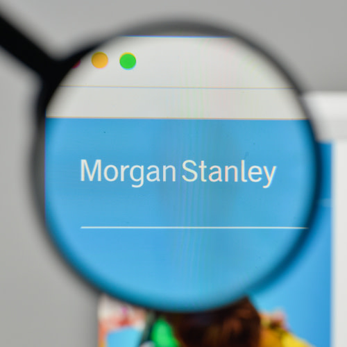 Morgan Stanley Leads 85 Stocks Going Ex-Dividend