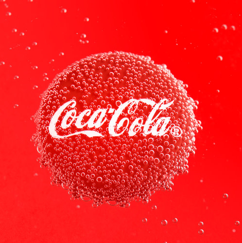 Coca Cola bottle cap.