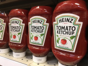 Kraft Heinz at Grocery Store