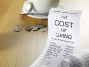 Cost of Living Receipt