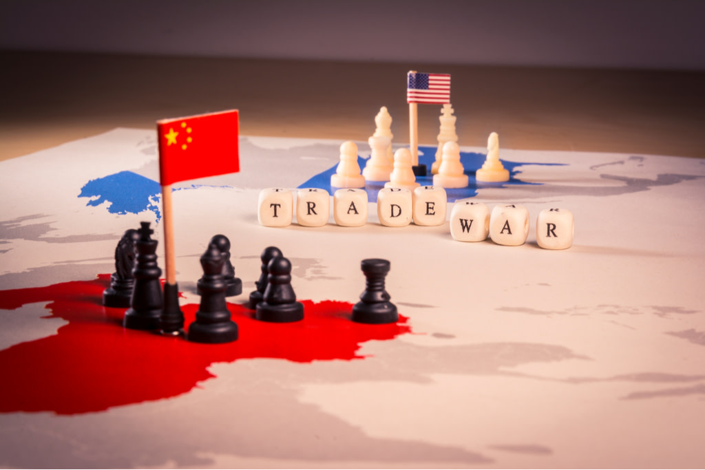 Trade war hurt and reward investors