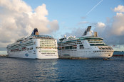 Royal Caribbean Cruise Boats