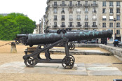 Old French Cannon