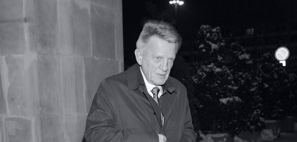 Przyjaciółka wspomina Bronisława Cieślaka