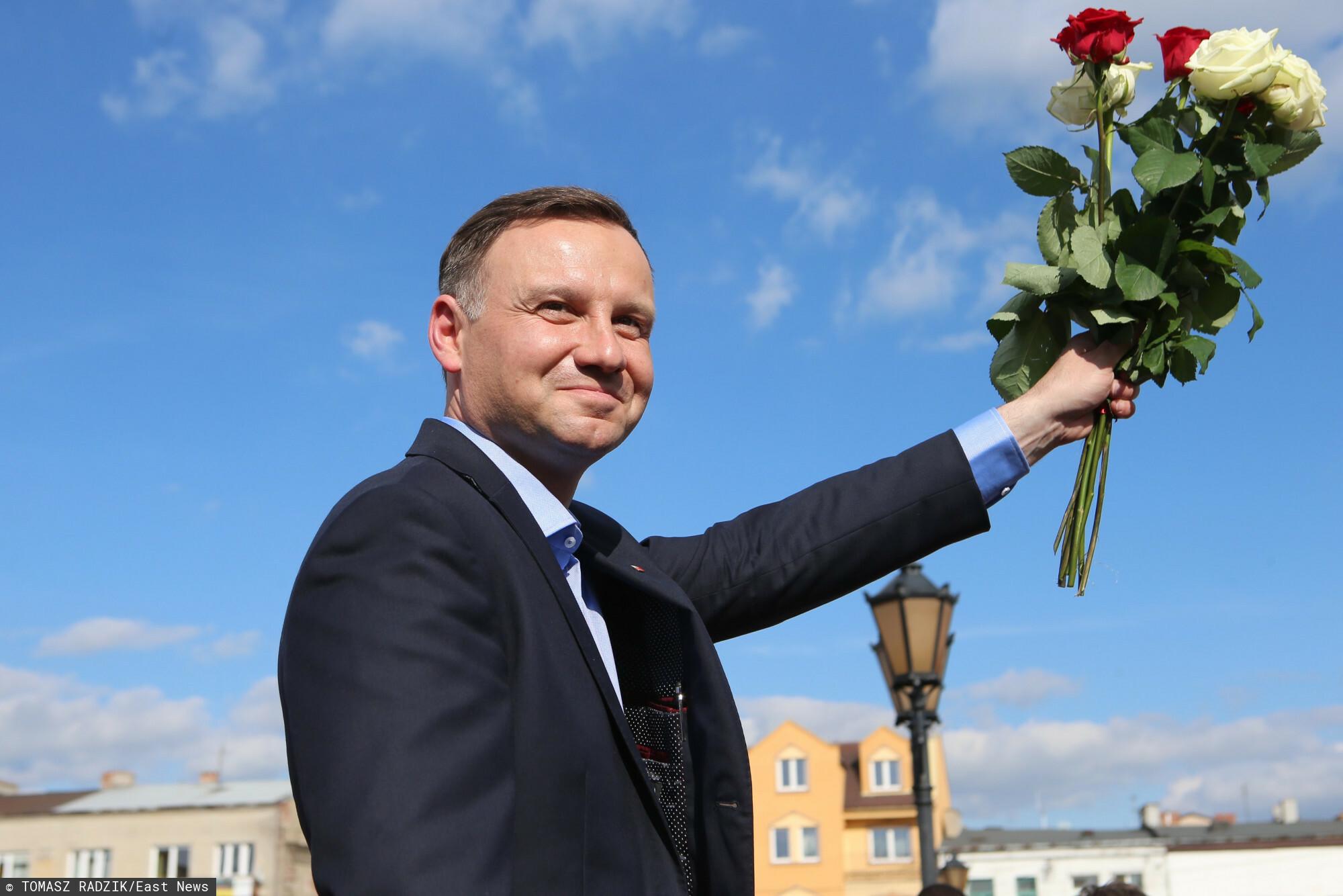 Andrzej Duda ma urodziny