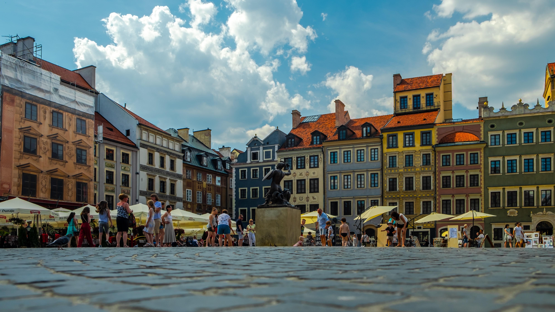 Warszawa świętuje Dzień Dziecka!