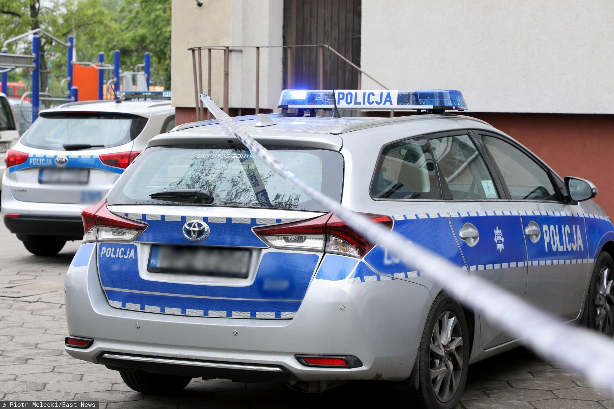 wrocław - wybuch w banku