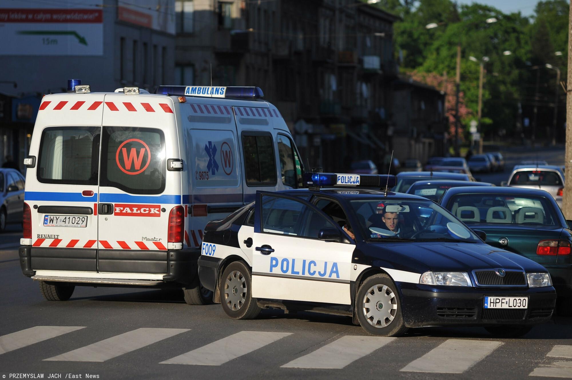 Policja potwierdza strzały w wielkopolskim