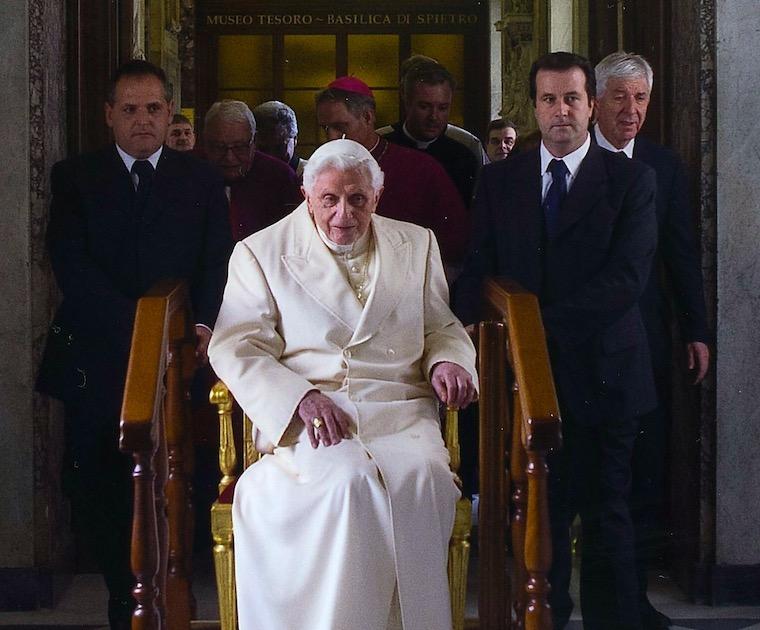 Ujawniony został list Benedykt XVI skierowany do seminarium w Częstochowie