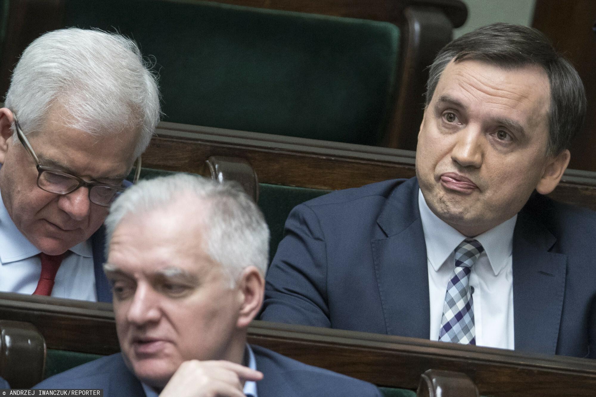 Zbigniew Ziobro o Funduszu Odbudowy
