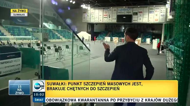 tvn24 - suwałki