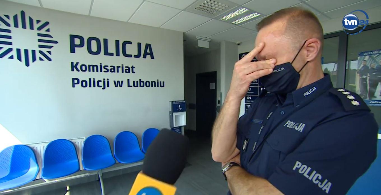policjant - luboń