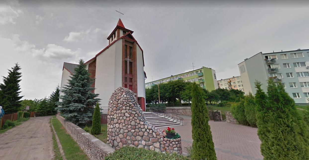 Kościół w Mrągowie
