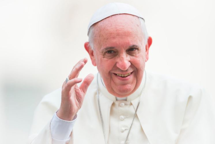 Papież Franciszek zwrócił się do Polek i Polaków, nawiązując do nachodzących Świąt Wielkanocnych.