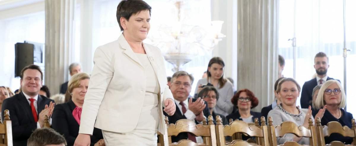 Przed tygodniem Beata Szydło została powołania na członkinię Rady Muzeum Auschwitz-Birkenau.
