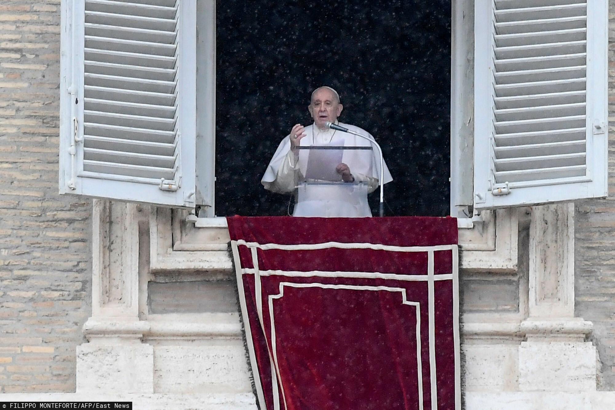 Papież Franciszek zaapelował o zatroszczenie się o los niepełnoletnich migrantów pozbawionych opieki.