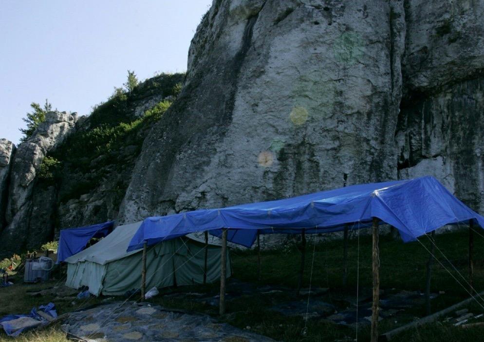 Badacze wreszcie dowiedzieli się więcej na temat zwłok dziecka z jaskini w Ojcowie