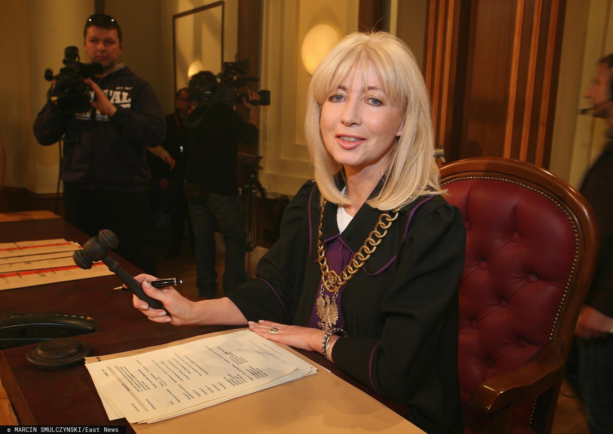Anna Maria Wesołowska nawiązała do sprawy sprzed lat, w której grupa nastolatków zakatowała osobę.