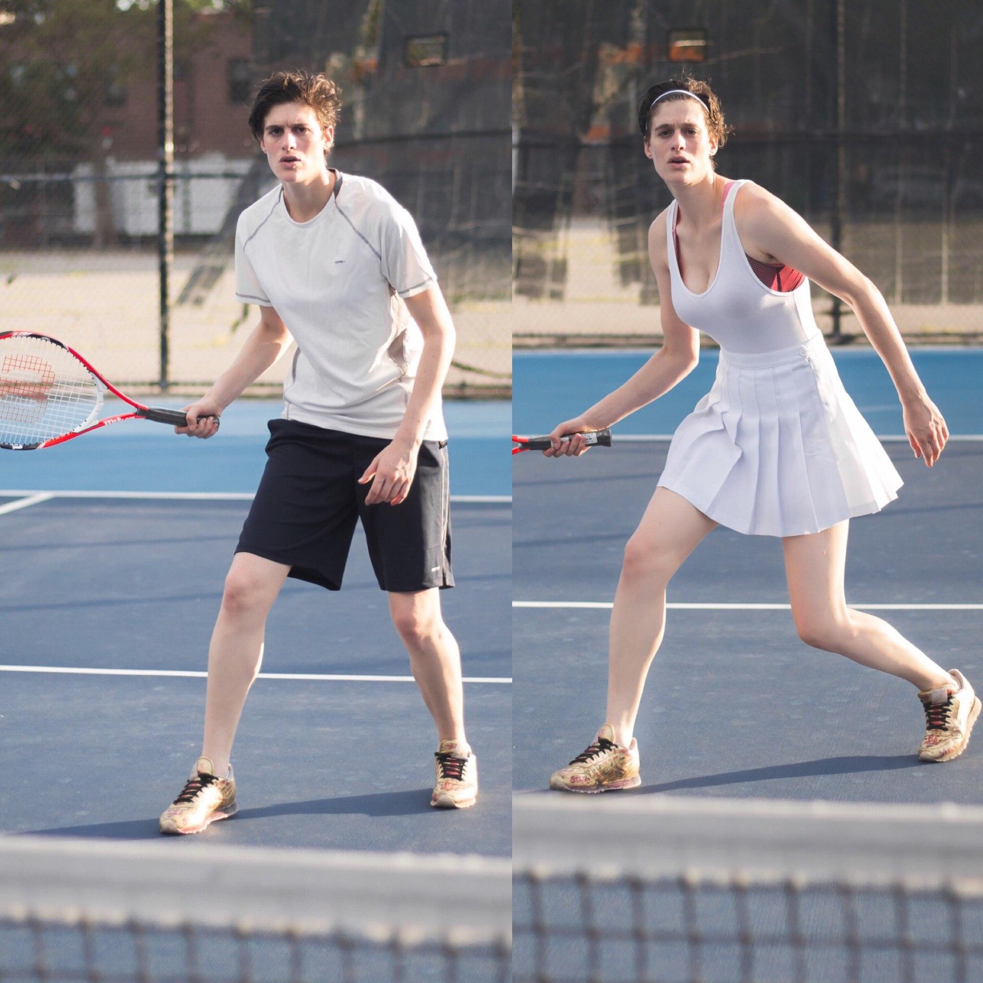 rain dove tennis