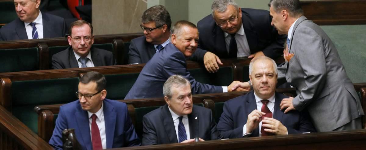 Mateusz Morawiecki i Michał Dworczyk mają być bohaterami analizy Najwyżej Izby Kontroli.
