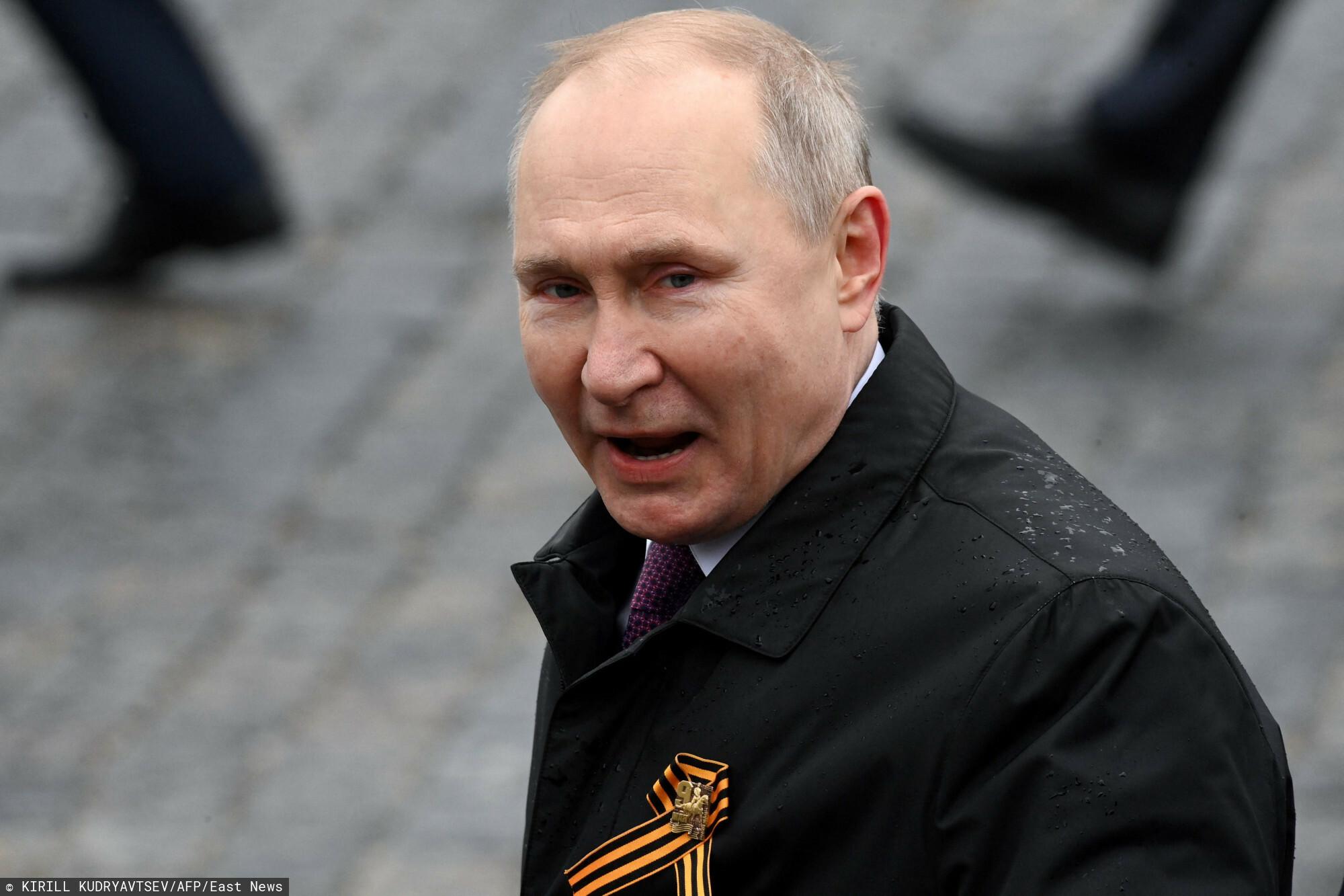 Putin z Noblem?