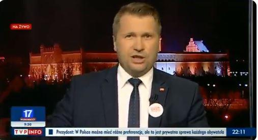 "Polityk PiS w ""Studio Polska"" o LGBT"