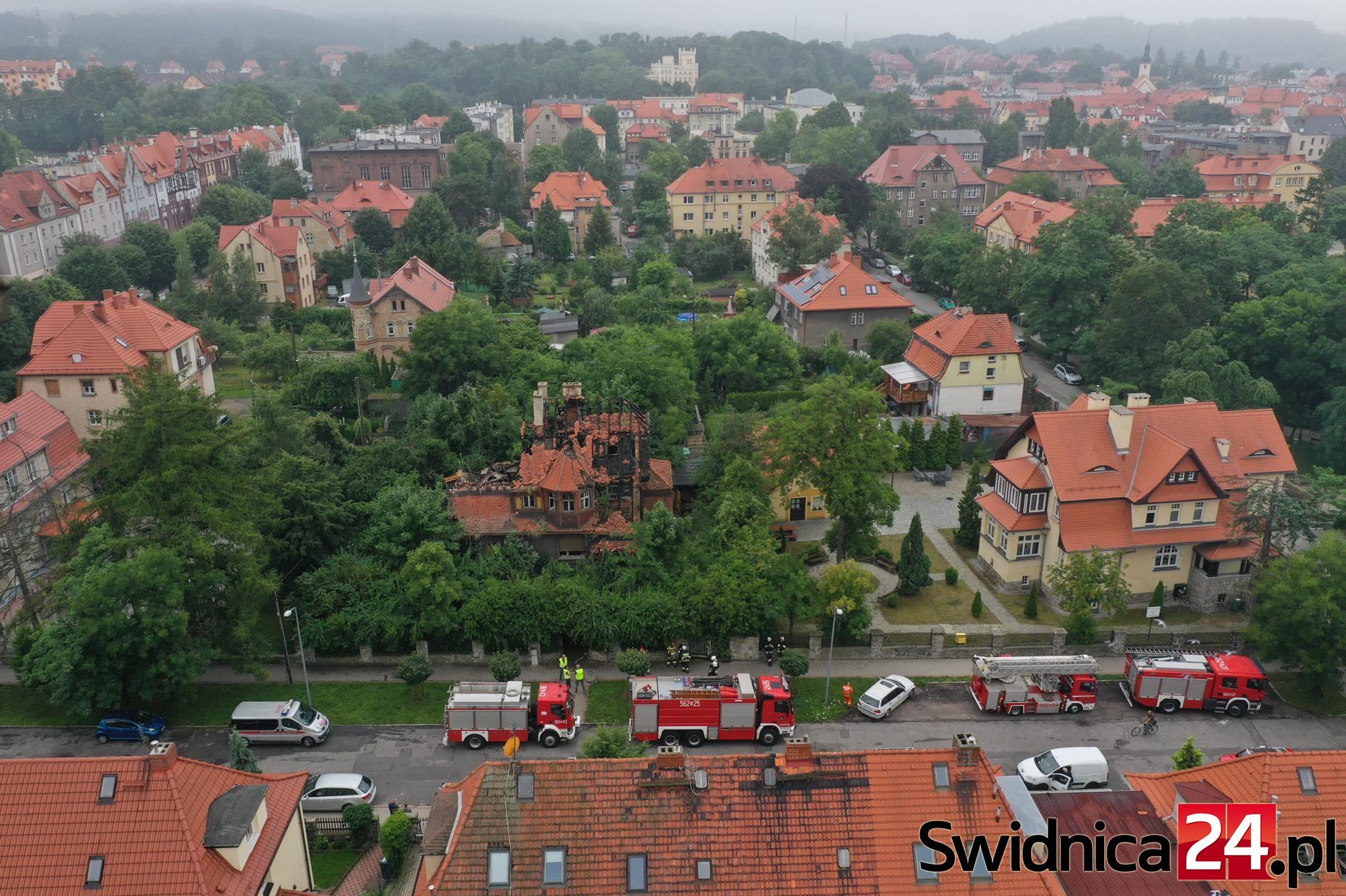 dolny śląsk - katastrofa budowlana 3