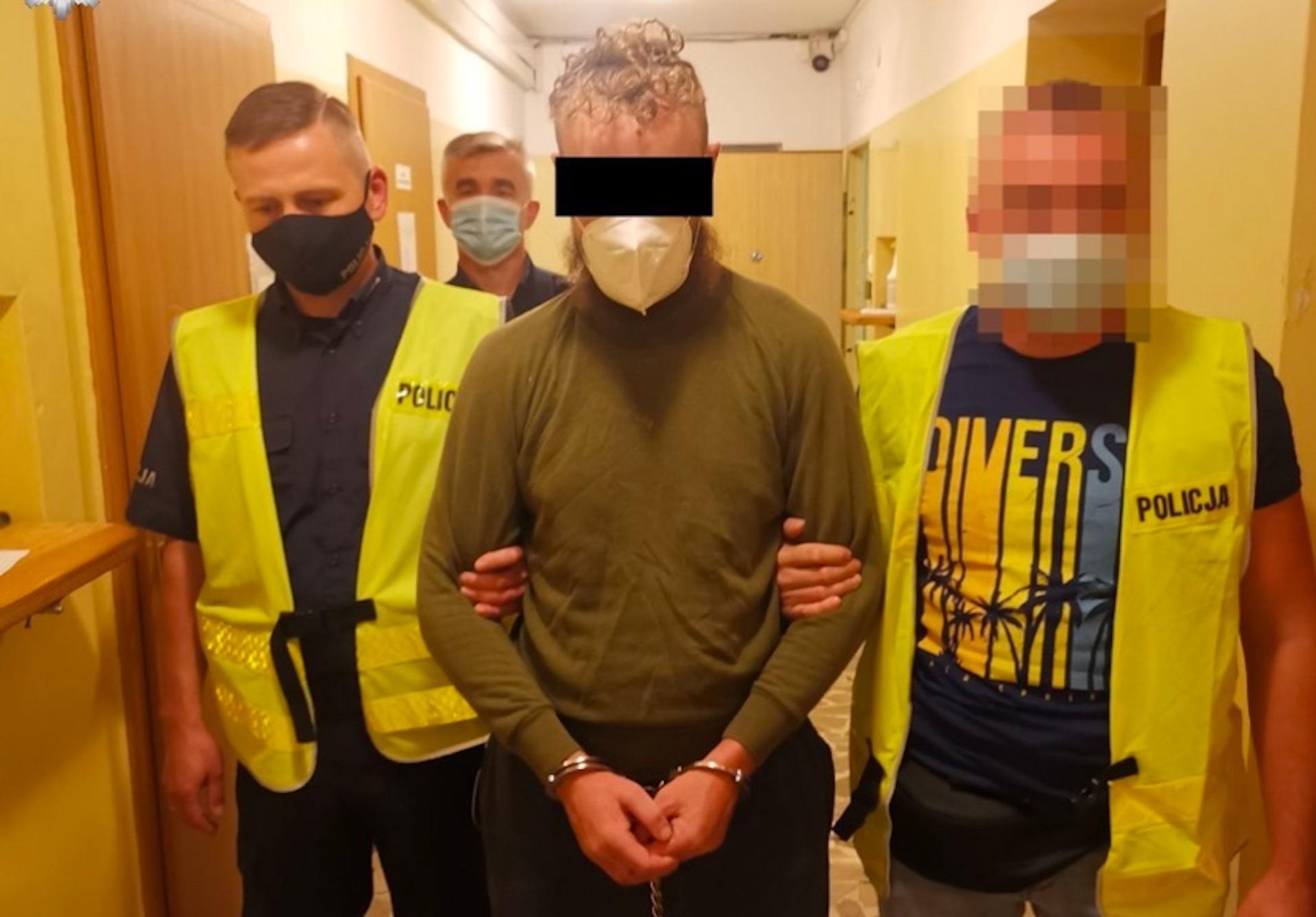 Nożownik z Lubartowa odpowie za zabójstwo byłej żony