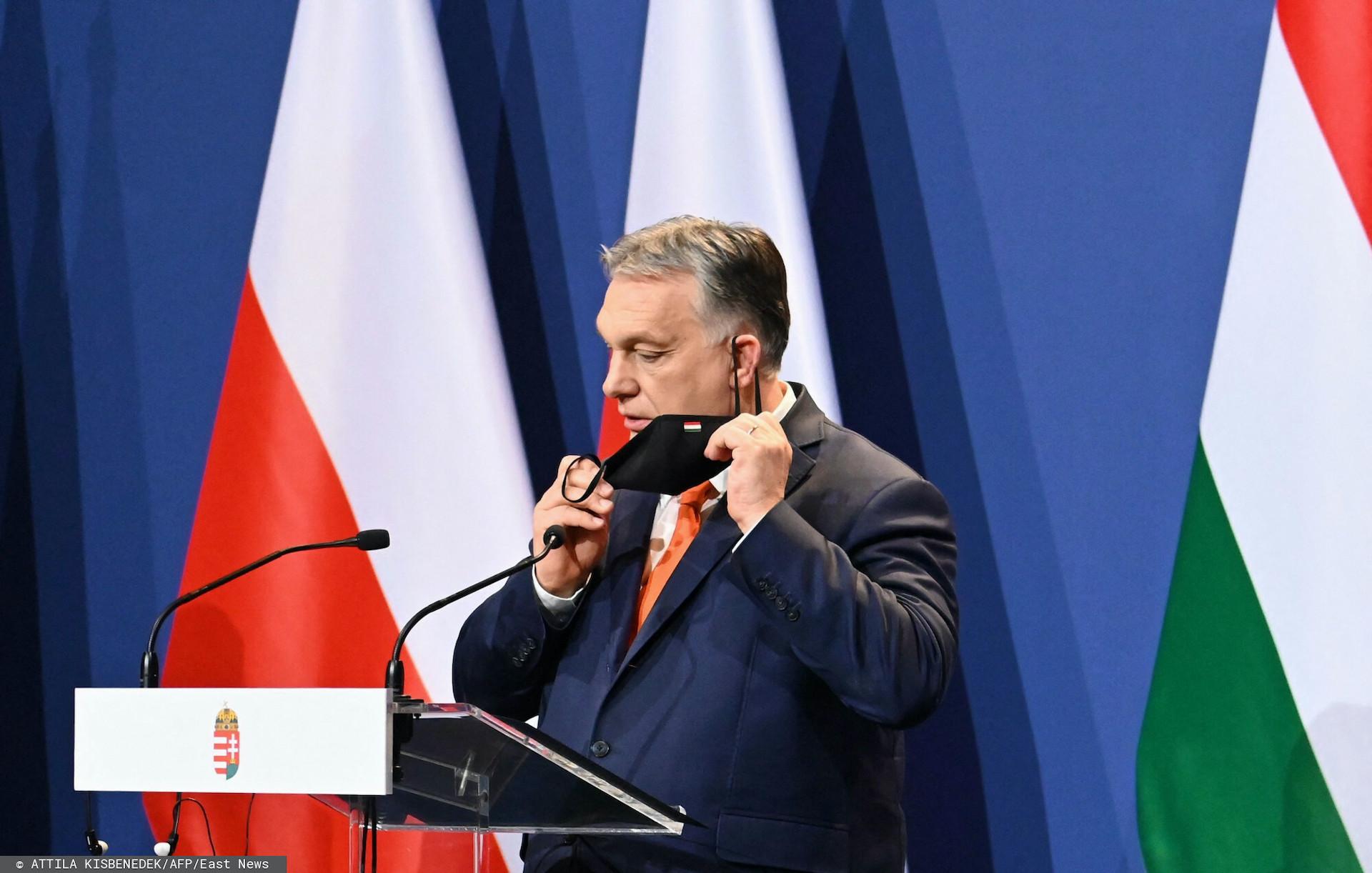 Ujawniono, że Victor Orban inwigilował dziennikarzy przy użyciu oprogramowania szpiegowskiego Pegasus