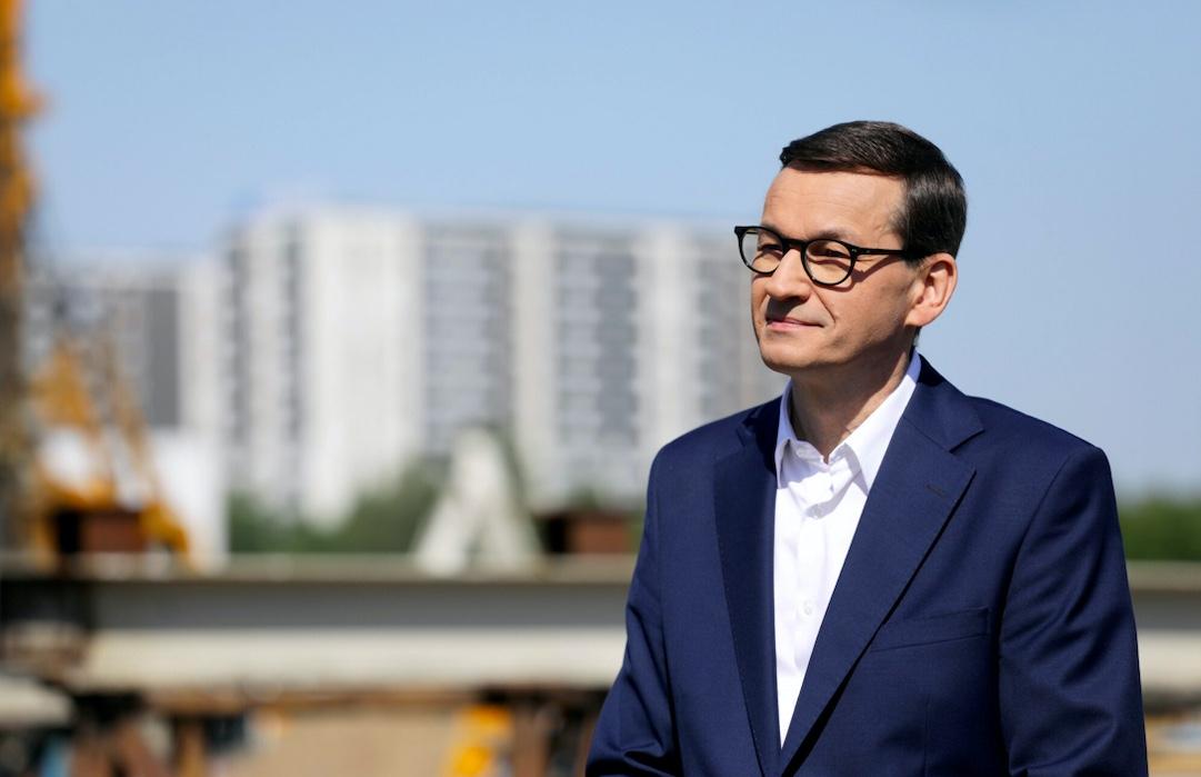 Ważne słowa Mateusza Morawieckiego w związku z działaniami wokół PKP