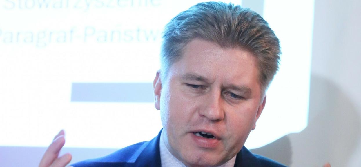 Krystyna Pawłowicz zarzuciła Marcinowi Matczakowi kłamstwo.