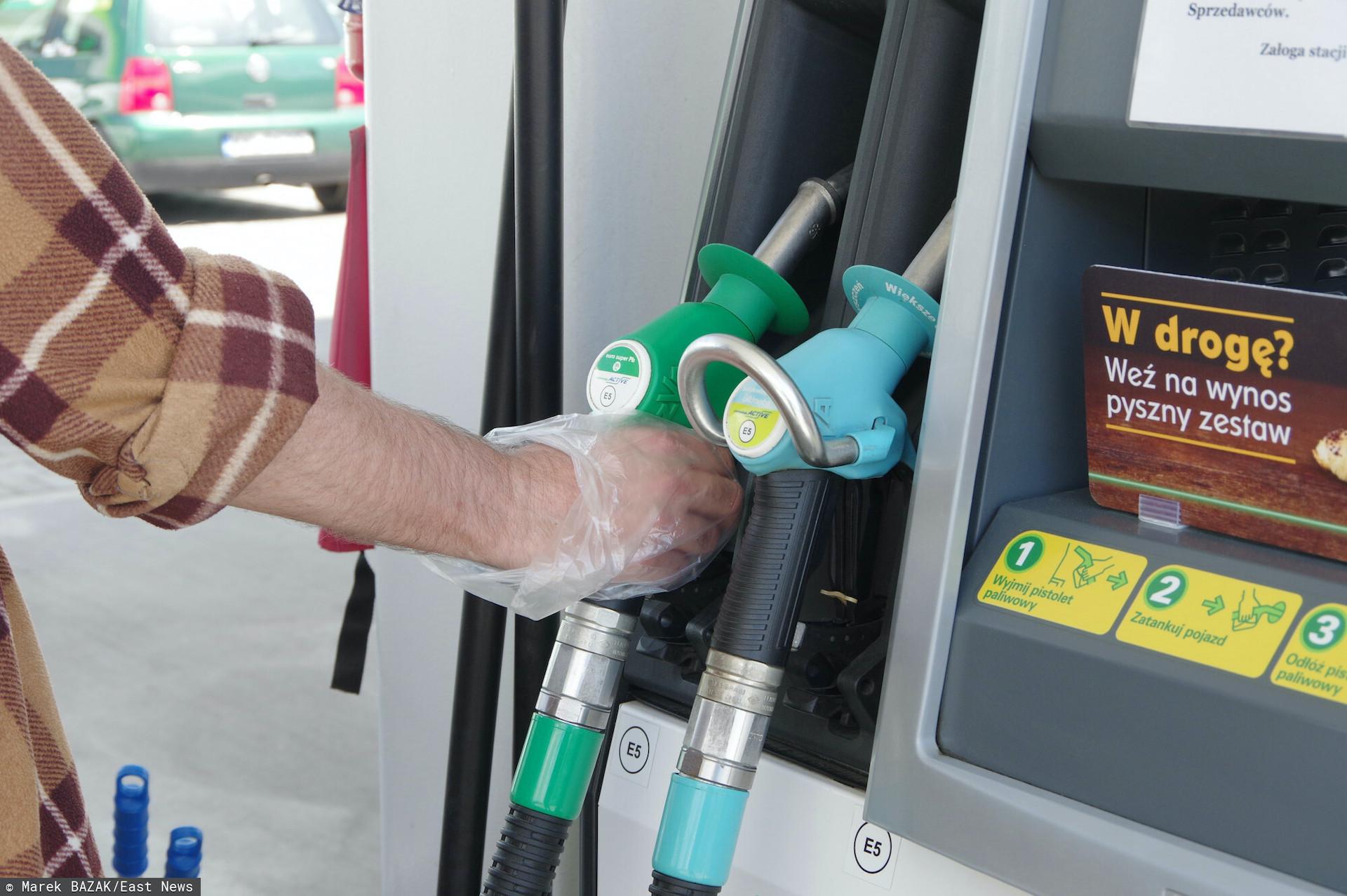 Ceny paliw w kraju nieustannie wzrastają