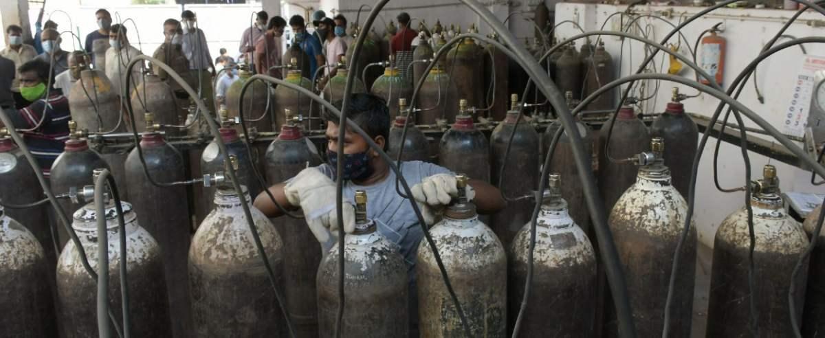 Szefowa Komisji Europejskiej Ursula von der Leyen zapowiedziała pomoc UE dla Indii.