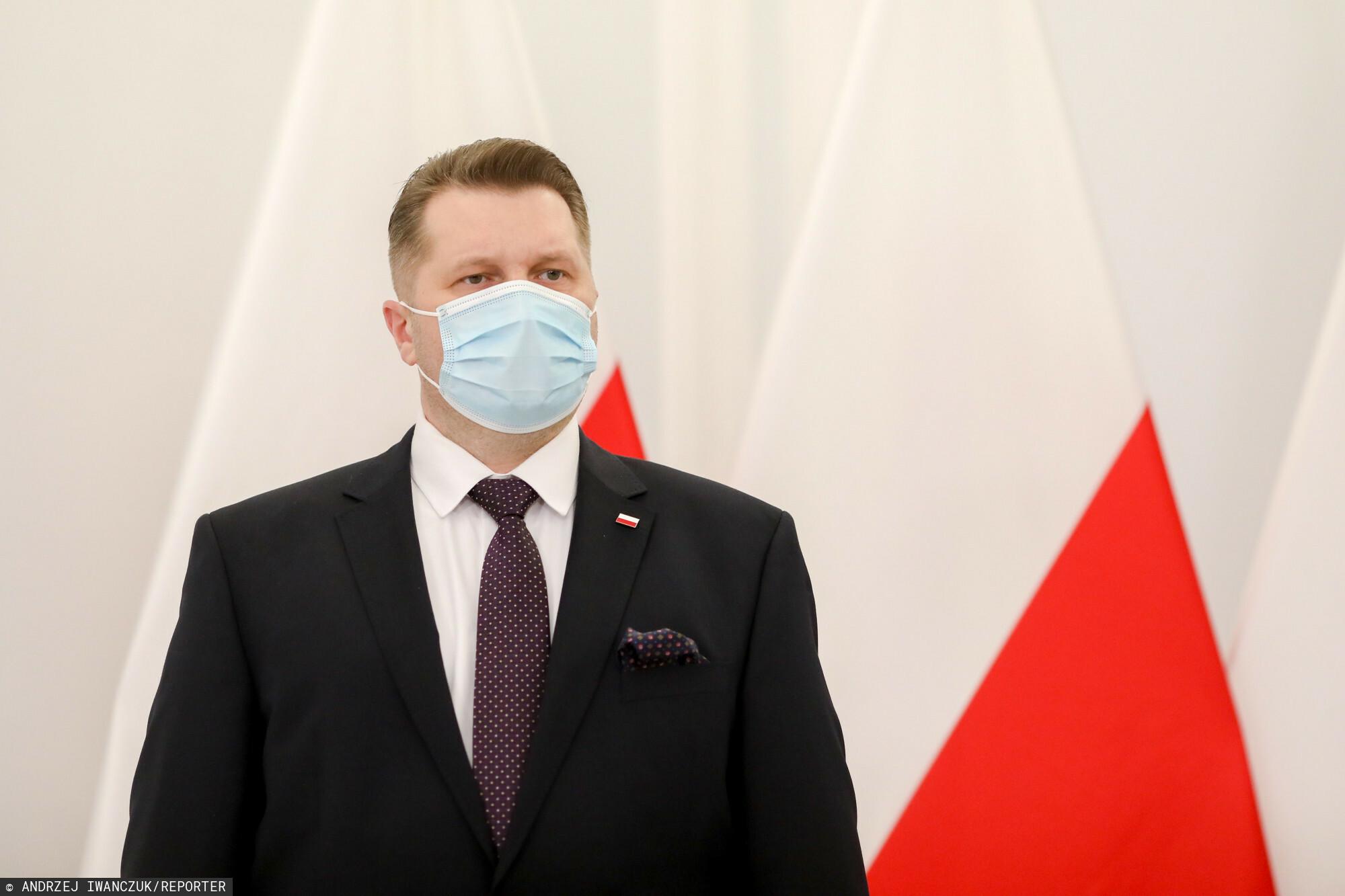Przemysław Czarnek zapowiada