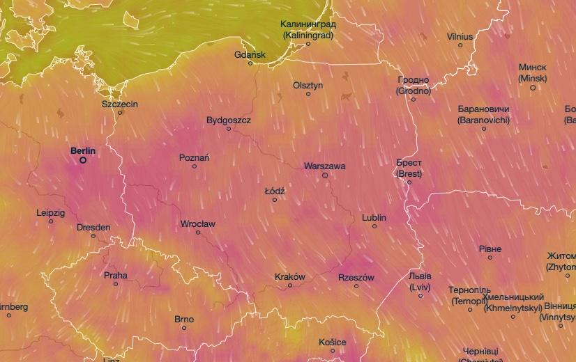 Już niedługo do Polski zawita silny upał