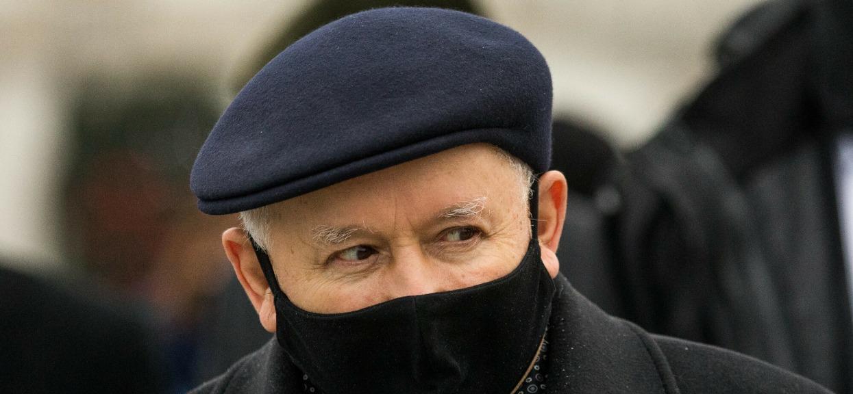 Policja nie dopatrzyła się nieprawidłowości w przebiegu styczniowej mszy z udziałem Jarosława Kaczyńskiego w Starachowicach.