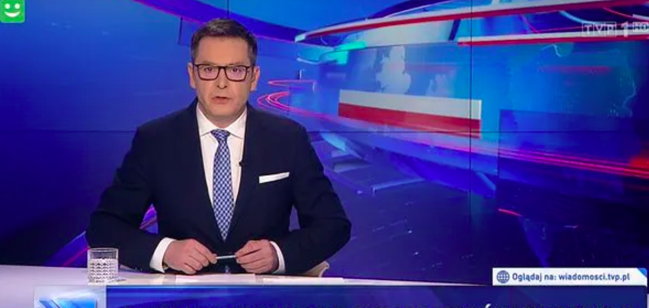 """We wtorek """"Wiadomości"""" TVP nie pojawiły się na antenie o zwykłej porze"""