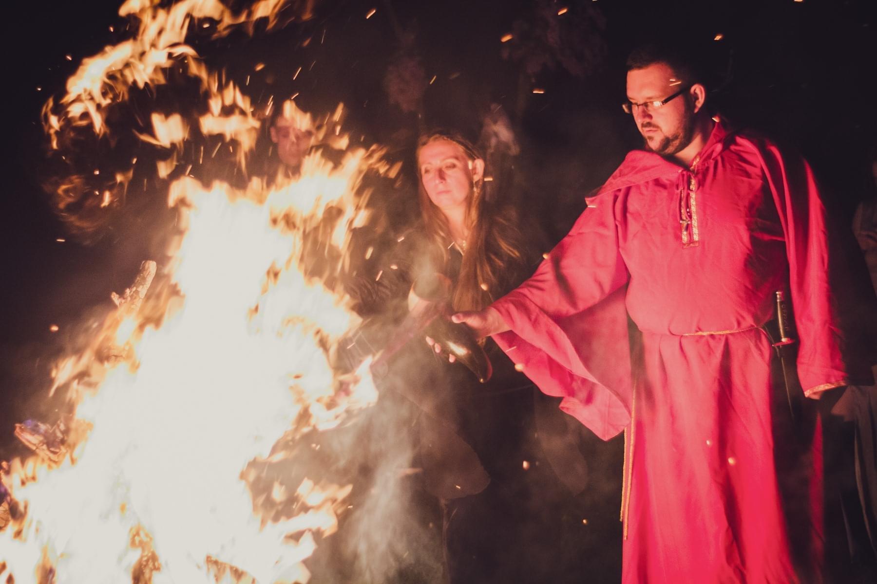 Rytuały czarownic odbywają się regularnie, nawet w Polsce.
