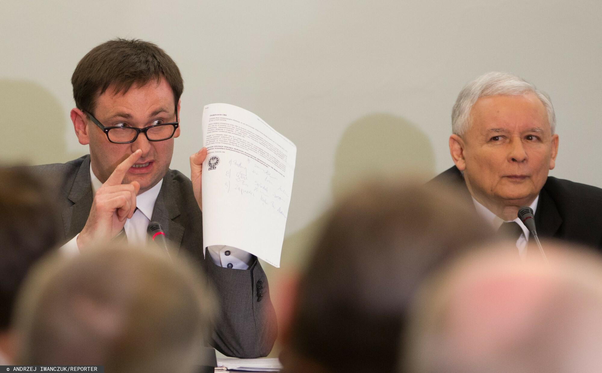 W sprawie zmian w redakcjach po Polska Press przez Orlen decyzje miał podejmować Jarosław Kaczyński.