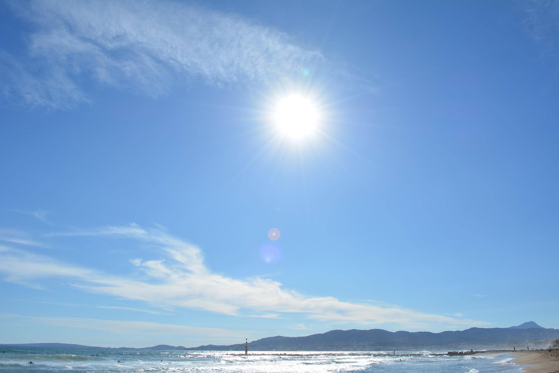 Słoneczna pogoda wkrótce