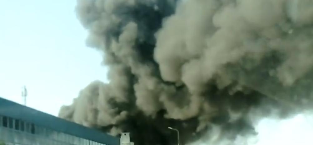 Pożar Kowalewo