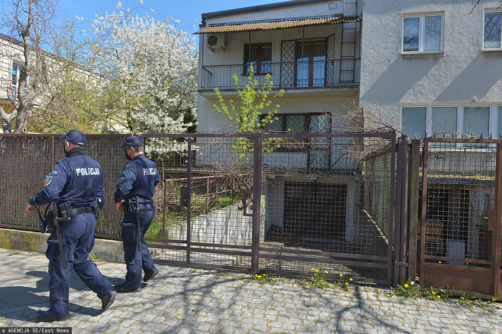 Dom Jarosława Kaczyńskiego niechroniony przez SOP