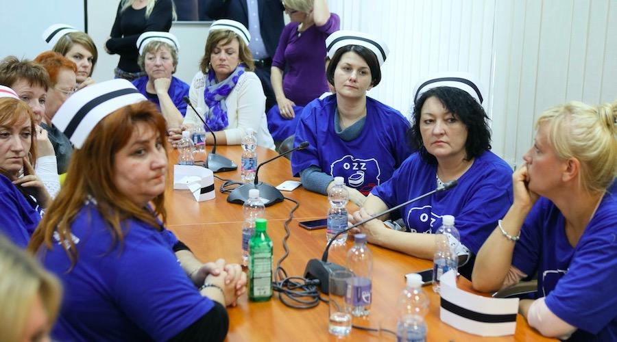 Już w najbliższą środę w Warszawie protestować będą pielęgniarki