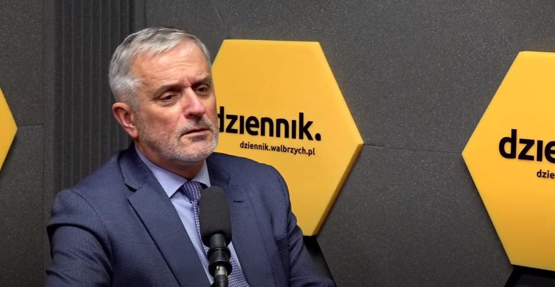 Roman Szełemej - prezydent Wałbrzycha