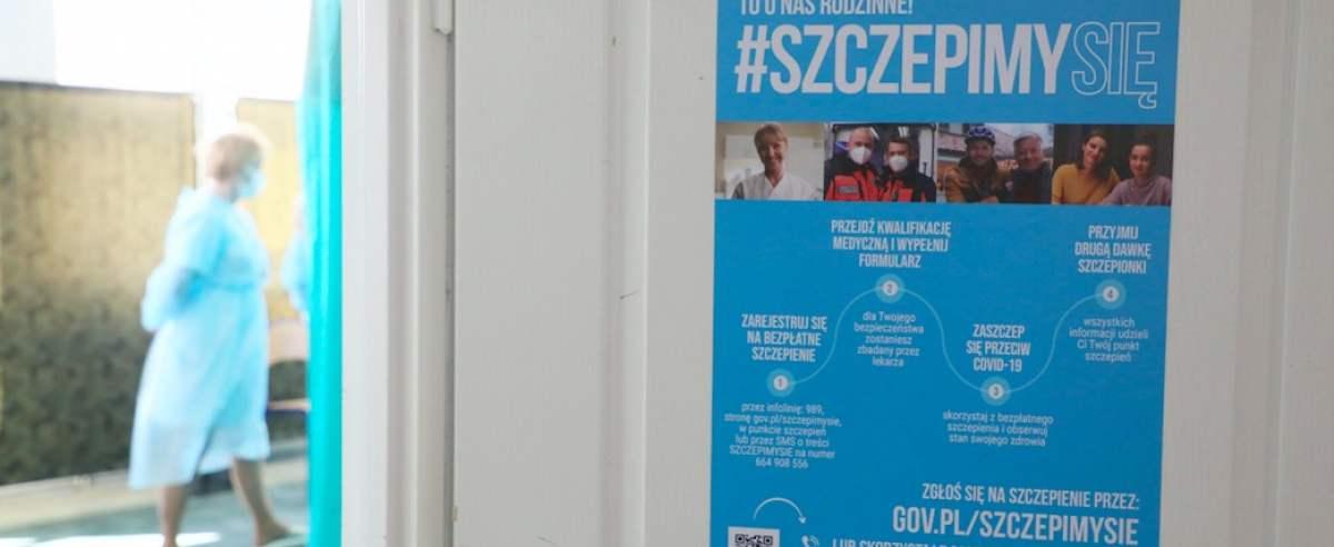 Ministerstwo Zdrowia zwraca się do seniorów w związku ze szczepieniami