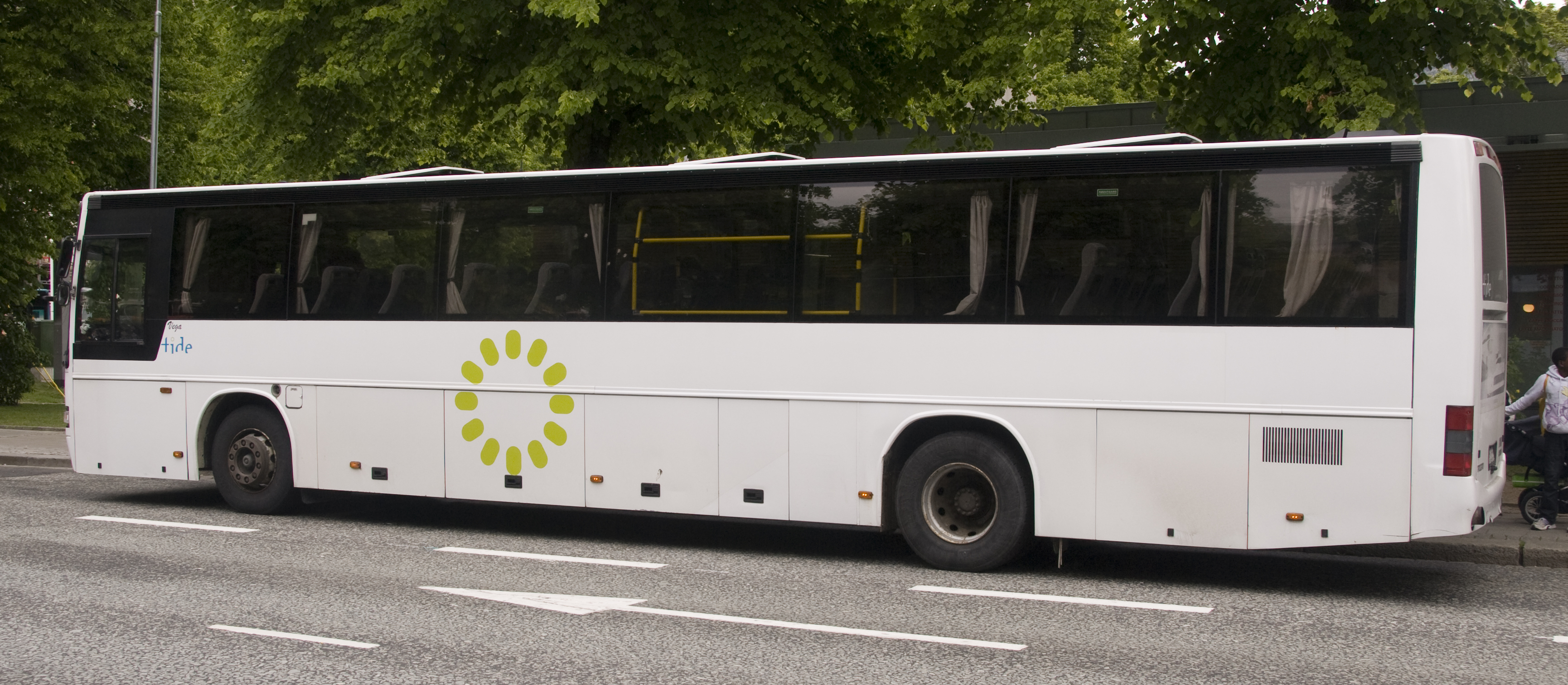 Wypadek autobusu w Rosji