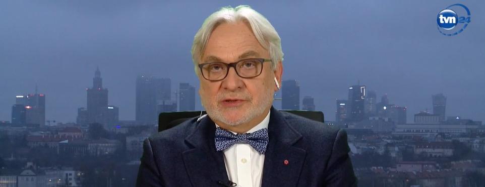 Gorzkie słowa Wojciecha Maksymowicza pod adresem ministra Adama Niedzielskiego
