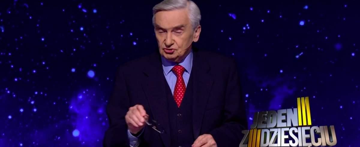 """Pojawiło się oficjalne oświadczenie TVP w sprawie teleturnieju """"Jeden z dziesięciu"""""""