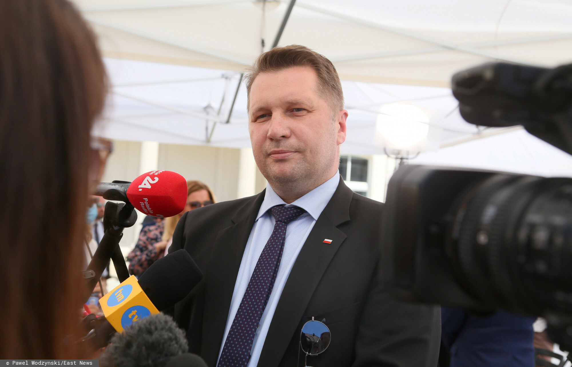 Wniosek o odwołanie Przemysława Czarnka