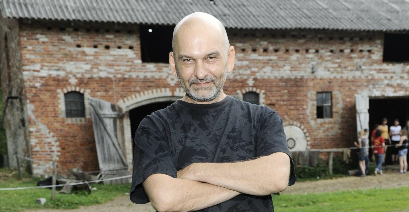 Mariusz Czajka staje na nogi